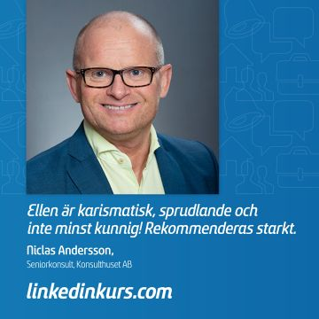 LinkedInexpert Stockholm. LinkedInkurs.com